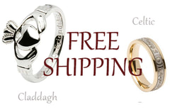 Free Shipping on all jewelry within the USA
